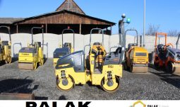 Walec bomag bw 80 ad 5 2012 r