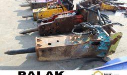 Młot Hydrauliczny 260/360/60fi MS400H