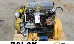 Silnik Perkins 4-cylindrowy 3348F180