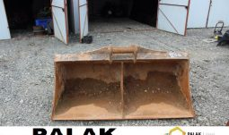 Łyżka skarpowa HILL 260/380/60 FI /175cm