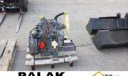 Silnik Perkins KH 30256 J , 3-Cylindrowy